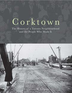 Corktown History Book Preservation House Toronto web 1
