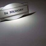 PerservationHouse Toronto Fra.In Memory Plaque Side