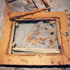 PreservationHouse Toronto REPAIR REPURPOSE FRAME CLEANING